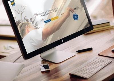 Nieuwe website voor Van Winkelen Schilderwerken