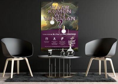 Poster Actie Geloofwaardig