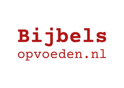 Bijbelsopvoeden